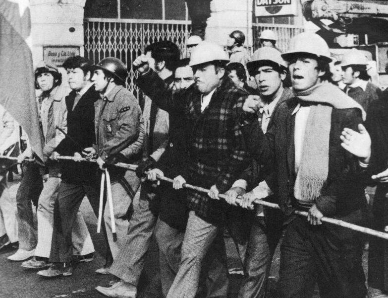 Revolución desarmada