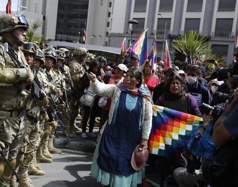 Resistencia del pueblo boliviano