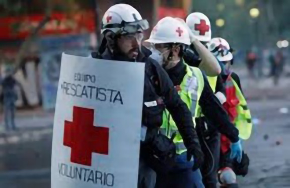 Equipo rescatista voluntario (Chile)