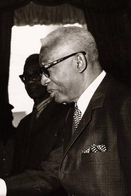 François Duvalier. (Wikimedia Commons)